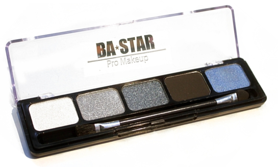 BA Star Smokey Palette Review.