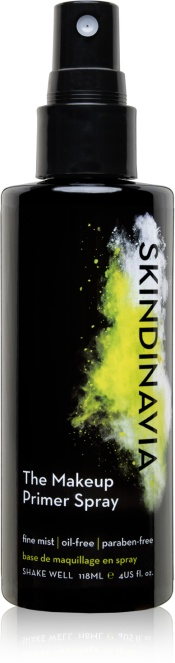 skindinavia makeup primer spray